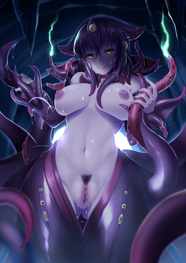 E Hentai Monster Girl